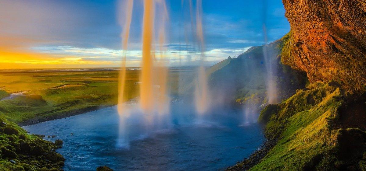 7. Waterfalls, the Sound ofGod