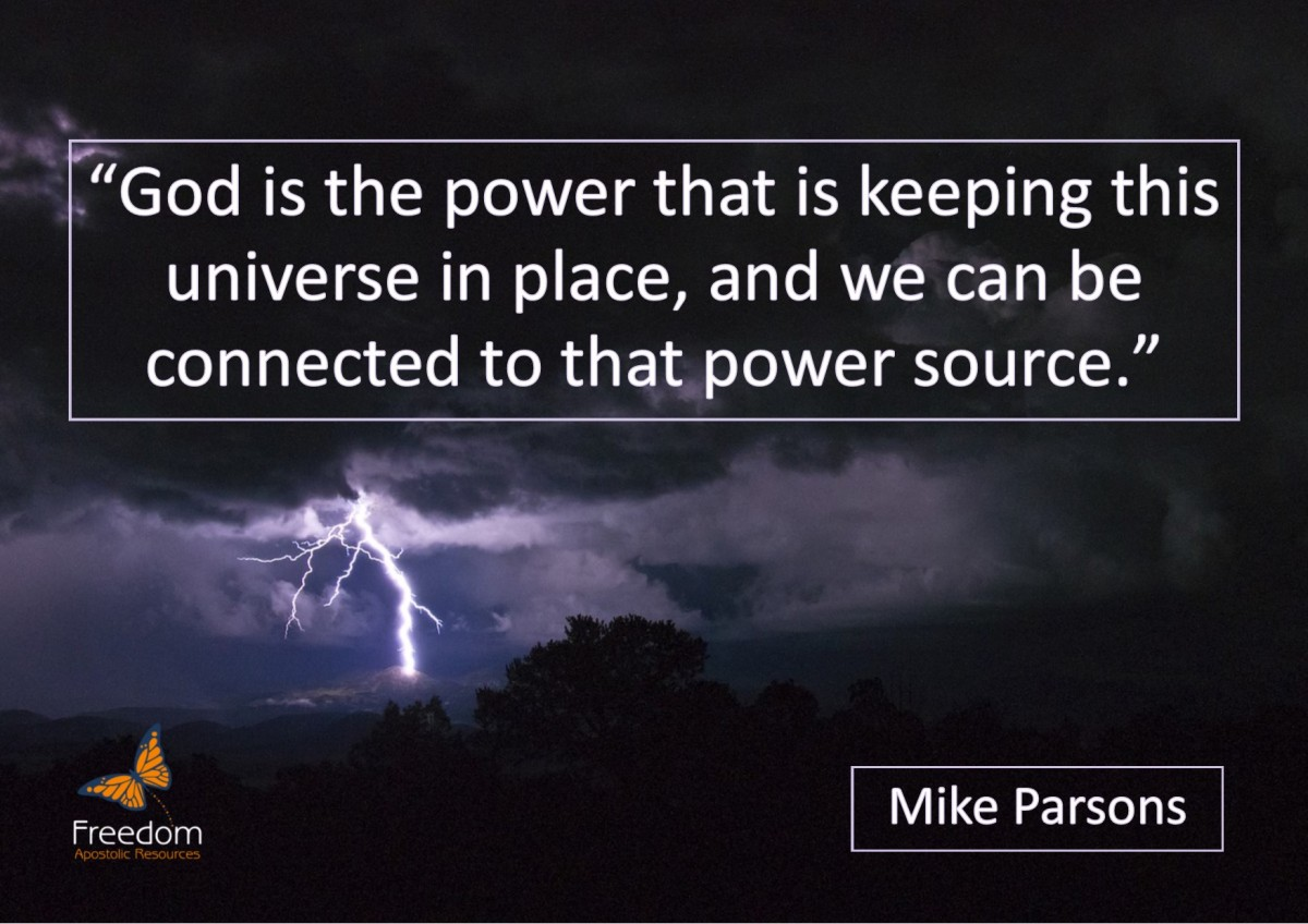 4. The Power Source That Runs TheUniverse