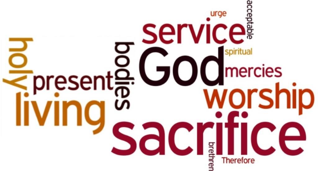 28. Present a Living Sacrifice (1)