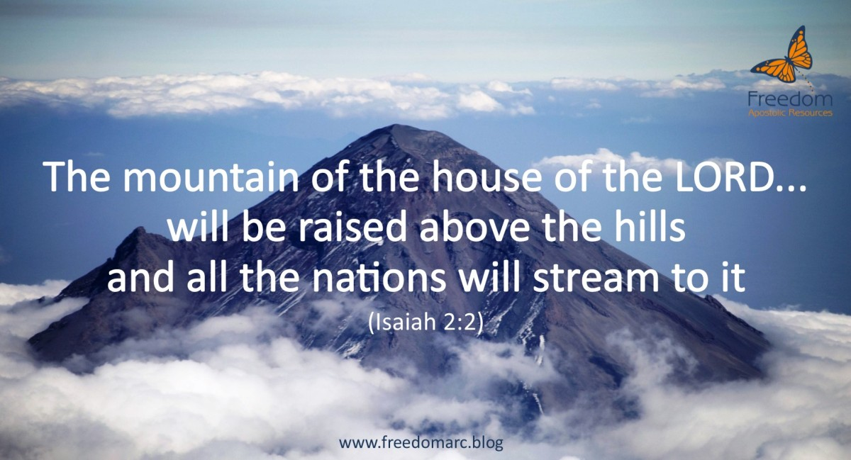 32. Nations Will Stream To It