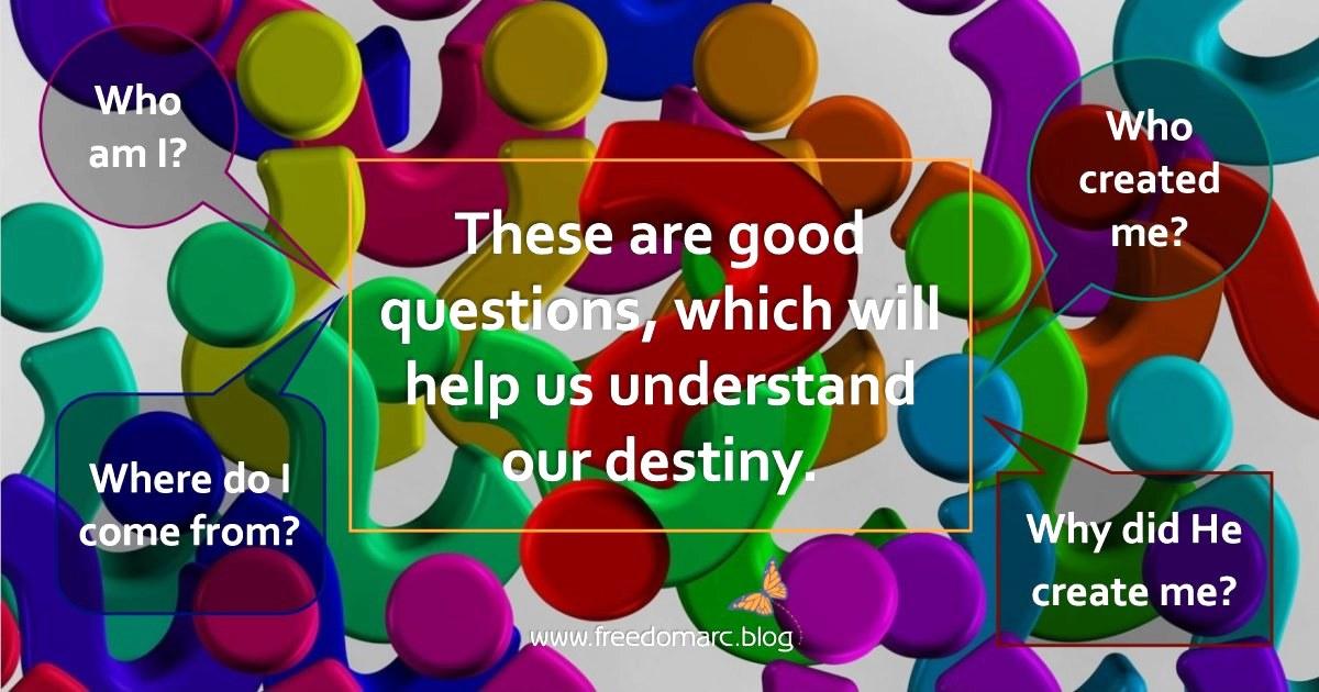 104. Questions ofDestiny