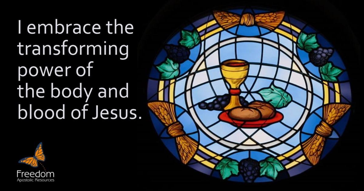 112. Transformation ThroughCommunion