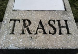 TRASH stone MGD©