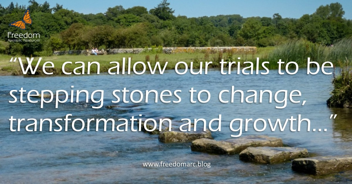 144. Stepping Stones To Change