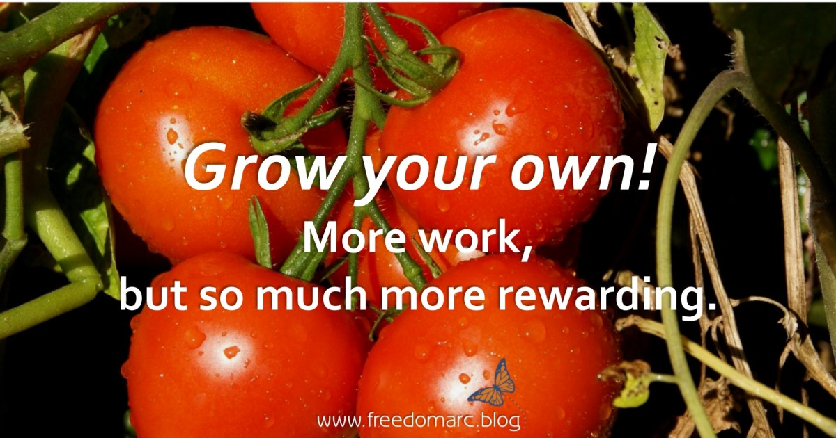 154. Grow Your Own