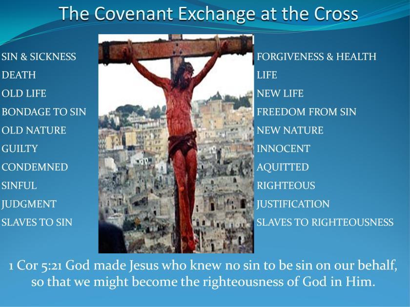 Covenant exchange