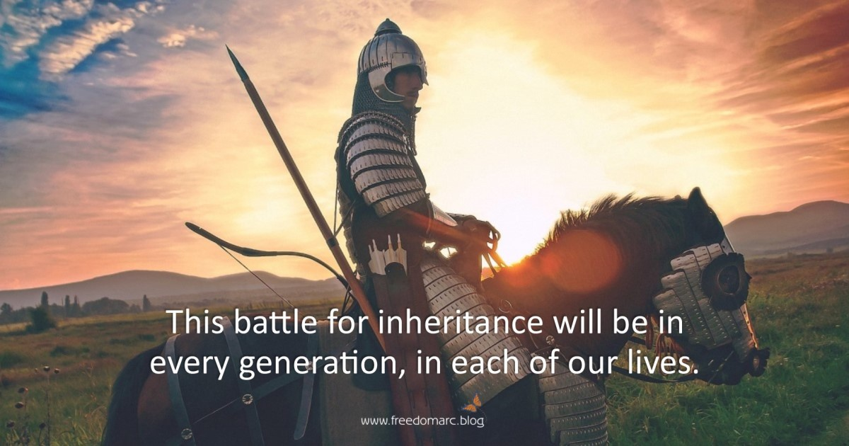 185. The Battle For Inheritance