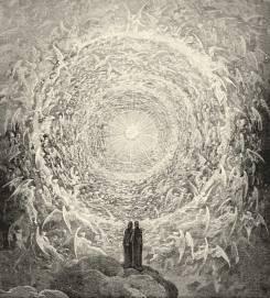 """""""Paradiso Canto 31"""" por Gustave Doré"""