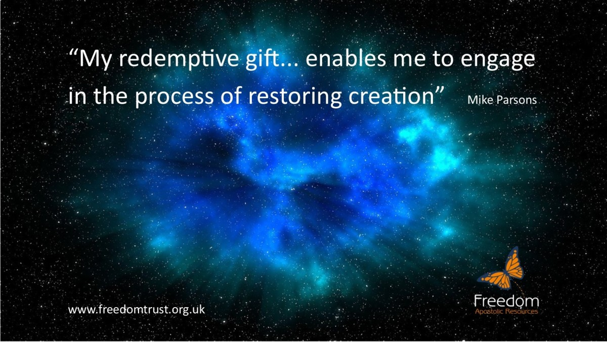 220. Sacrifice, Transformation, Destiny – Redemptive Gifts (4)