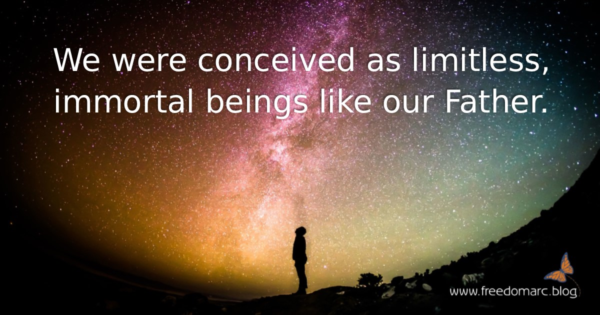 257. Limitless, ImmortalBeings
