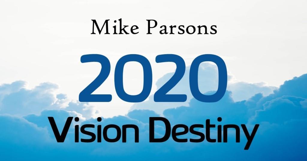 FREE – 2020 VisionDestiny